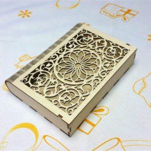 Шкатулка - Коробочка подарочная под книгу