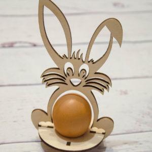 ХВ Зайчик пасхальный для одного яйца