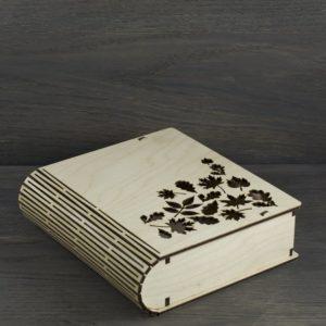 Шкатулка книжка
