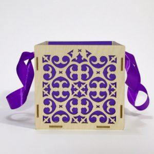 Коробка для цветов Аскона
