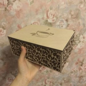Чайная коробочка
