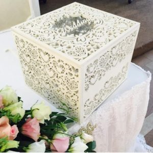 Ящик для денег (сердечки)